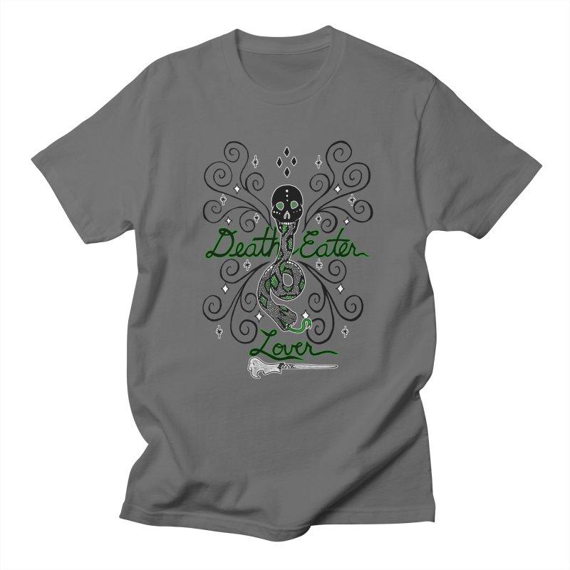 Death Eater Lover Men's T-Shirt by ariesnamarie's Artist Shop