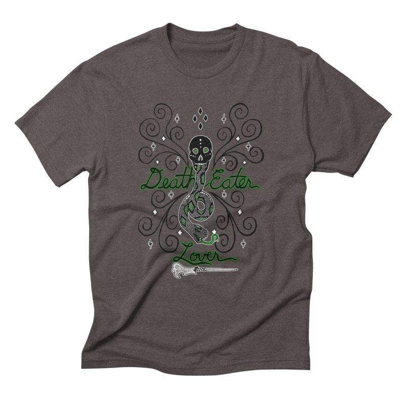 Death Eater Lover Men's Triblend T-Shirt by ariesnamarie's Artist Shop