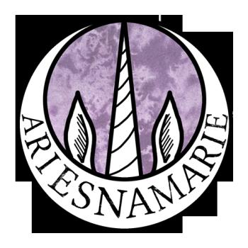 ariesnamarie's Artist Shop Logo