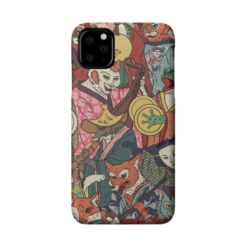 Night parade Accessories Phone Case by arisuber's Artist Shop