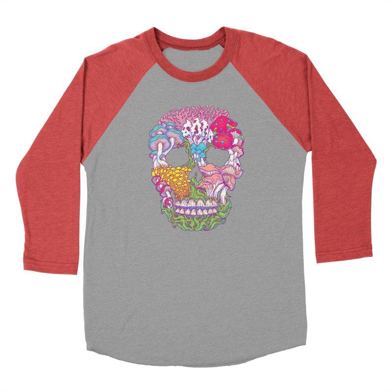 Mushrooms Men's Longsleeve T-Shirt by arisuber's Artist Shop