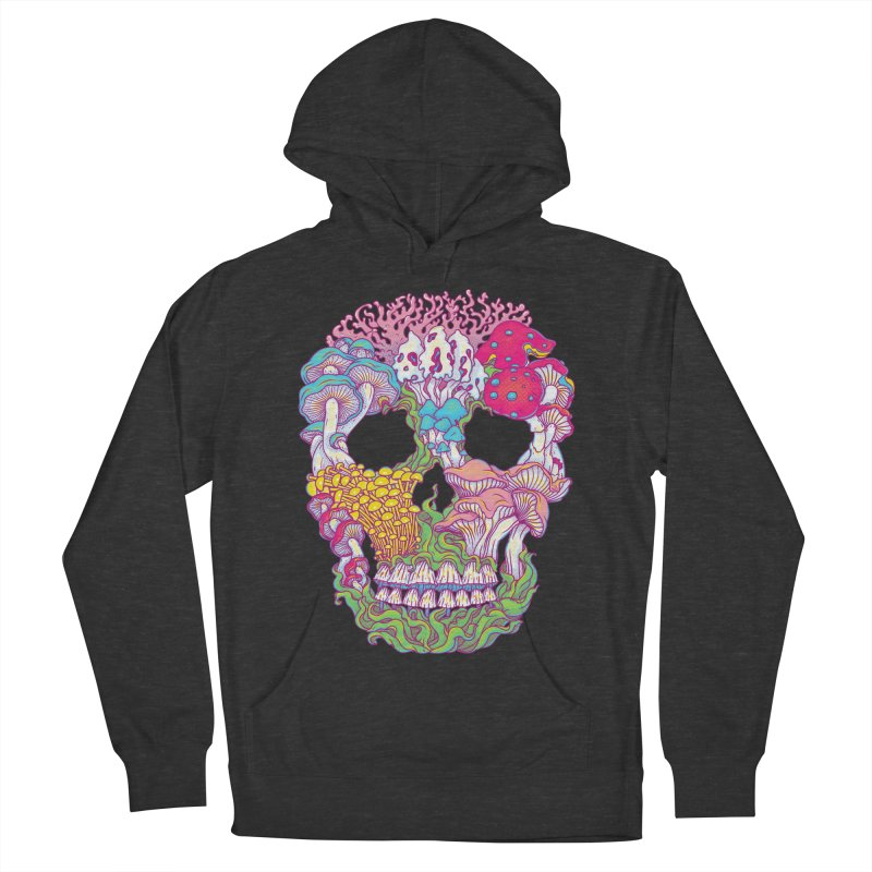 Mushrooms Women's Pullover Hoody by arisuber's Artist Shop