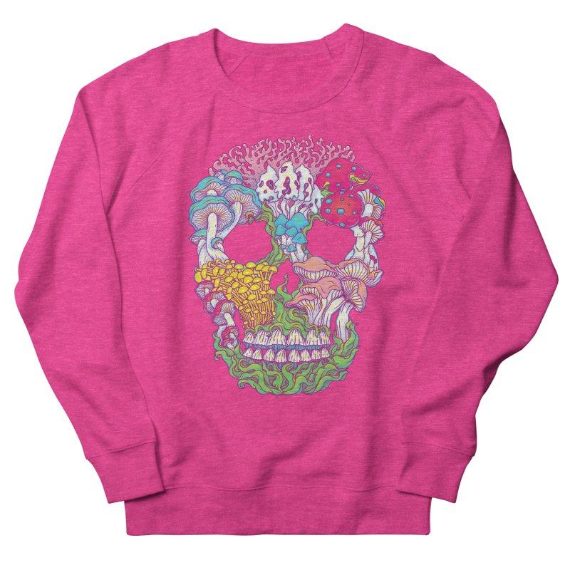 Mushrooms Women's Sweatshirt by arisuber's Artist Shop