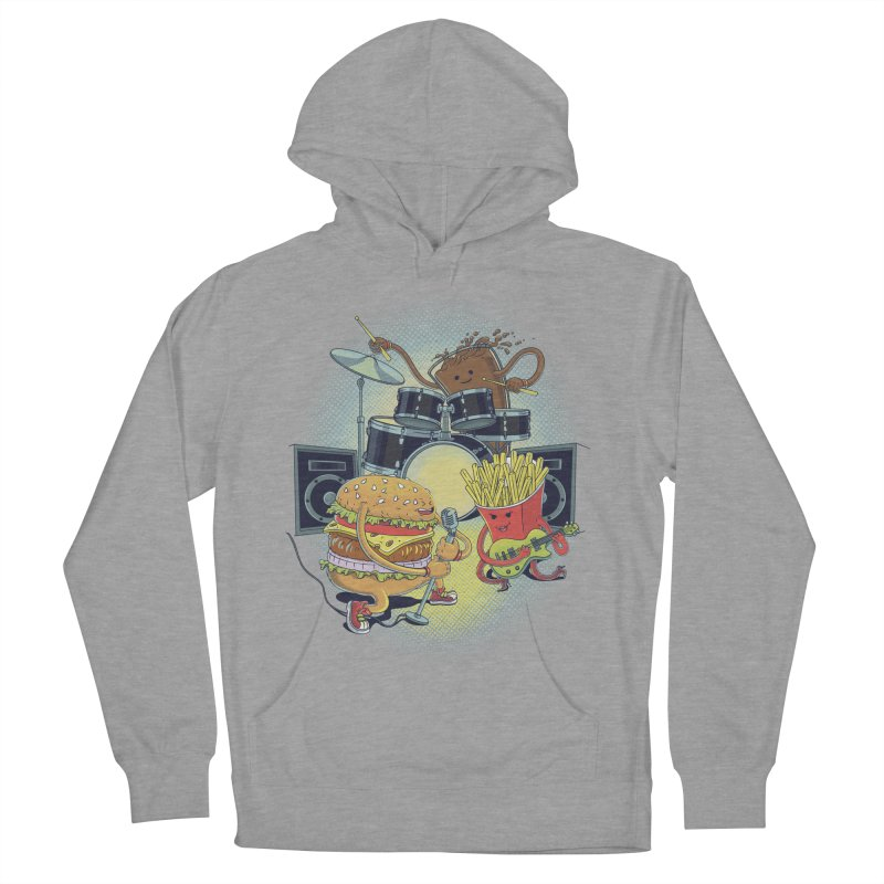 Tasty tunes Men's Pullover Hoody by arisuber's Artist Shop