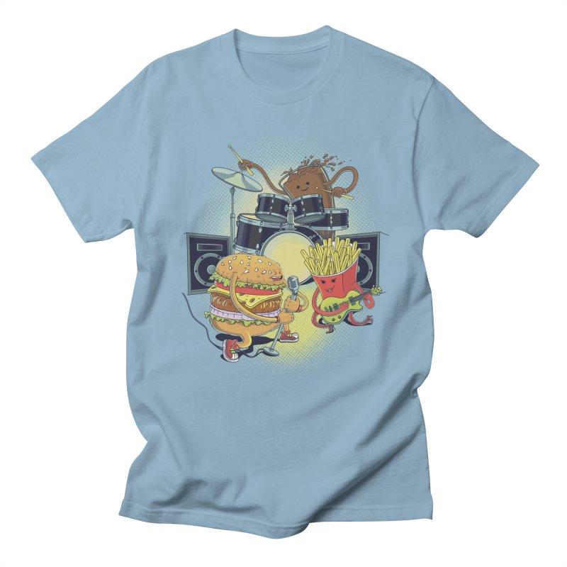 Tasty tunes Men's T-Shirt by arisuber's Artist Shop