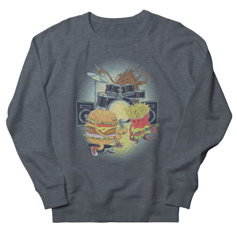 Tasty tunes Women's Sweatshirt by arisuber's Artist Shop