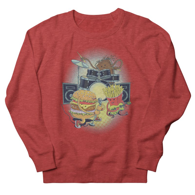 Tasty tunes Women's Sweatshirt by arisuber's Artist Shop