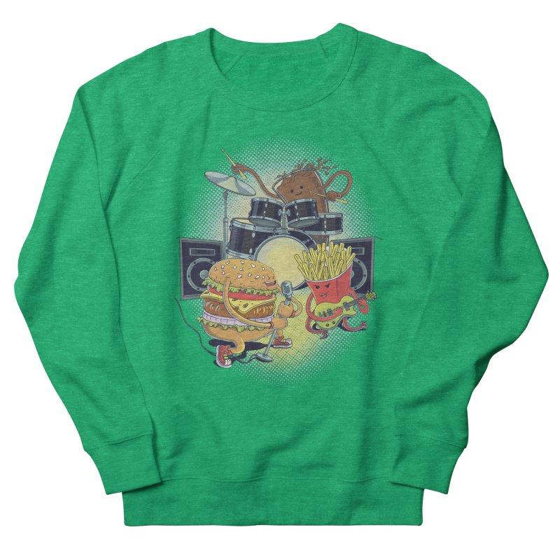 Tasty tunes Men's Sweatshirt by arisuber's Artist Shop