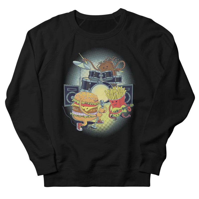 Tasty tunes Men's Sweatshirt by arisuber's Artist Shop