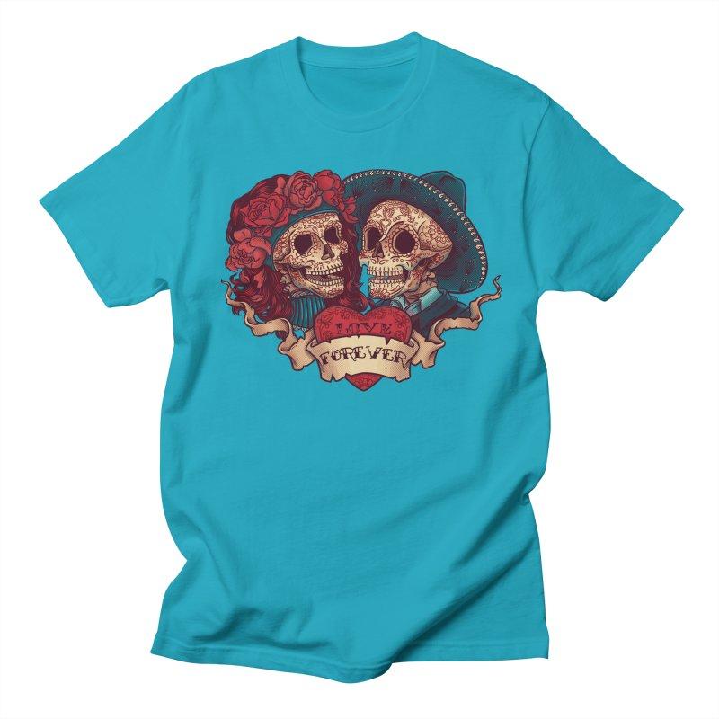 Eternal love Men's T-Shirt by arisuber's Artist Shop