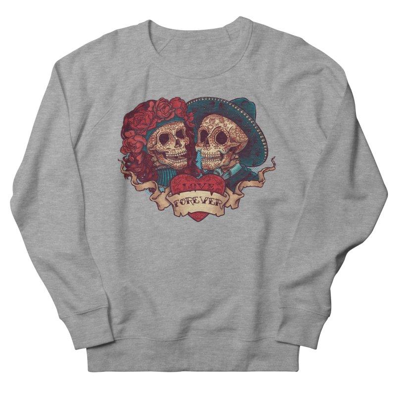 Eternal love Women's Sweatshirt by arisuber's Artist Shop