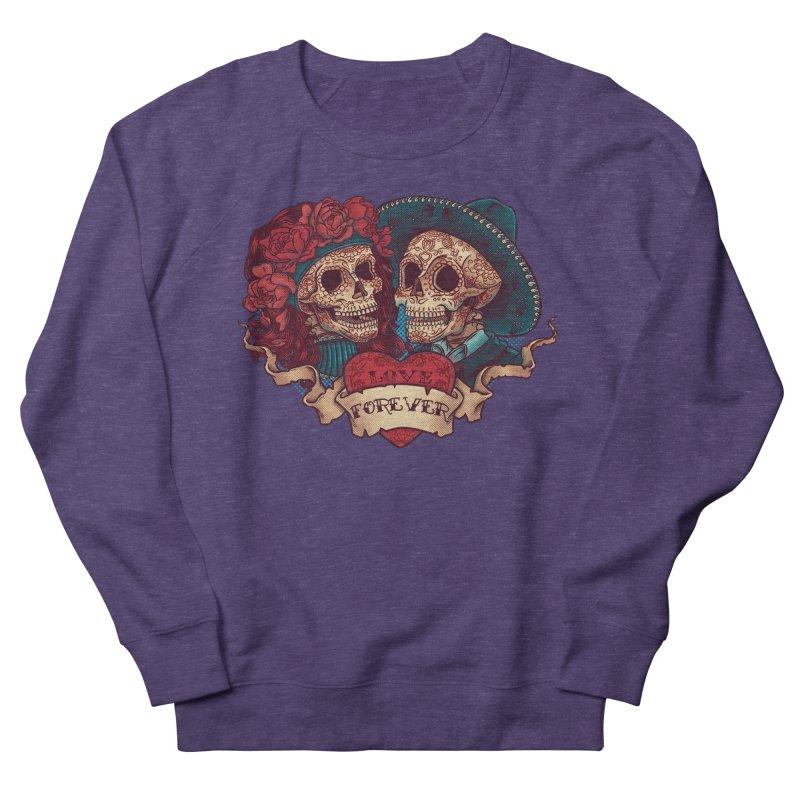 Eternal love Men's Sweatshirt by arisuber's Artist Shop
