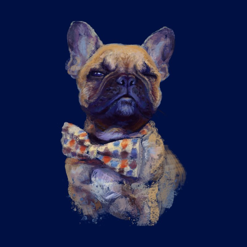French Bulldog None  by arisuber's Artist Shop