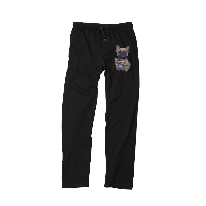 French Bulldog Women's Lounge Pants by arisuber's Artist Shop