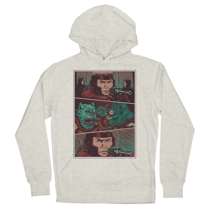 Comics Women's Pullover Hoody by arisuber's Artist Shop