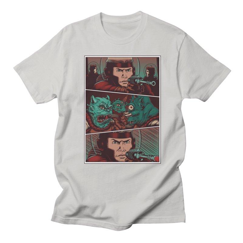 Comics Men's T-shirt by arisuber's Artist Shop