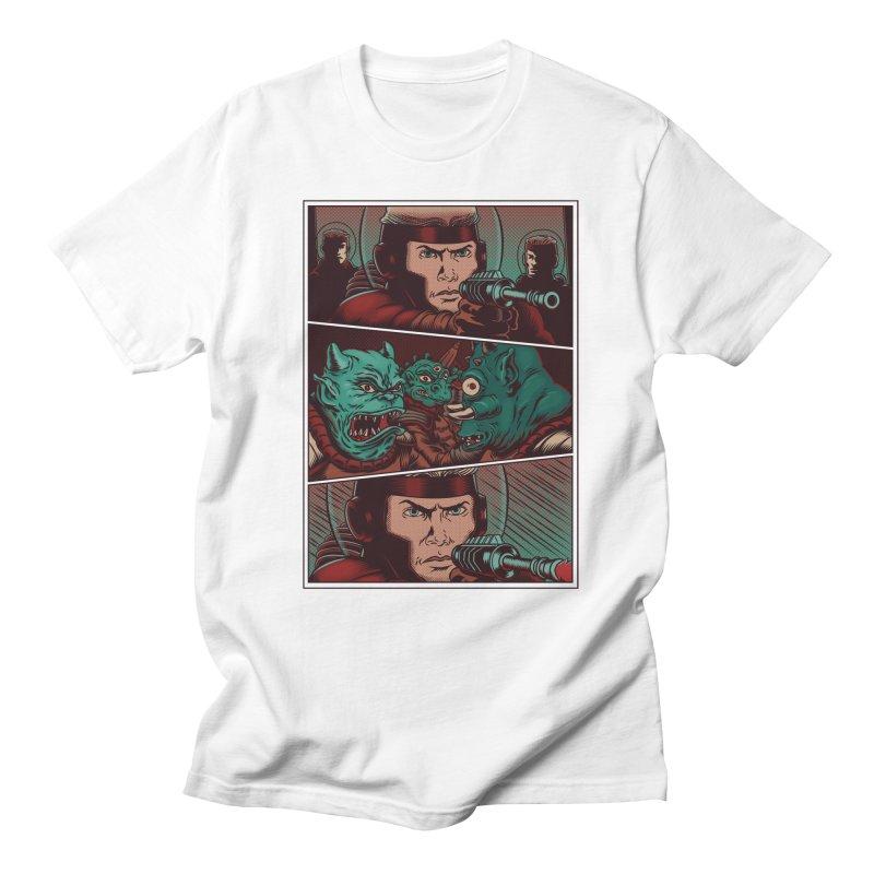Comics Men's Regular T-Shirt by arisuber's Artist Shop