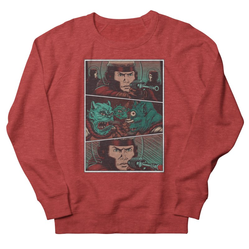 Comics Women's Sweatshirt by arisuber's Artist Shop