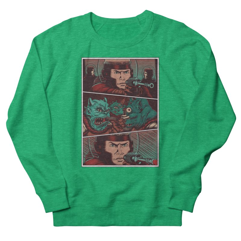 Comics Men's Sweatshirt by arisuber's Artist Shop