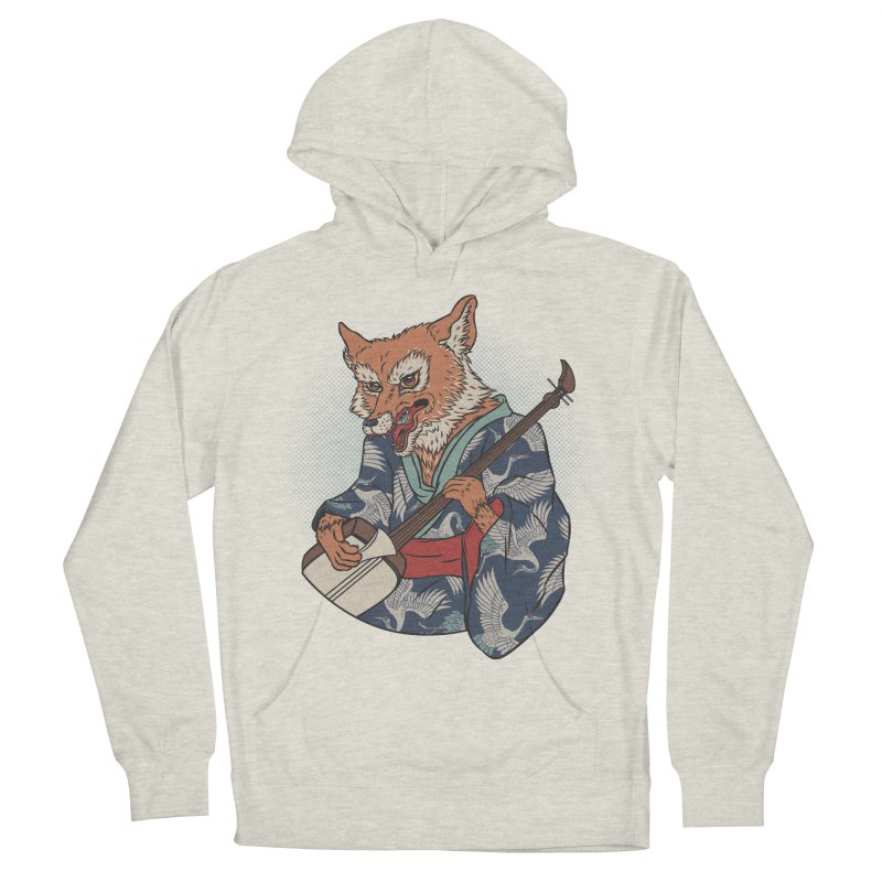 Kicune Women's Pullover Hoody by arisuber's Artist Shop