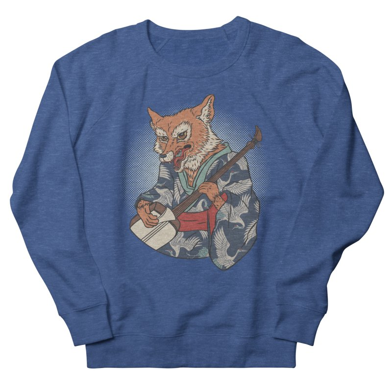 Kicune Women's Sweatshirt by arisuber's Artist Shop