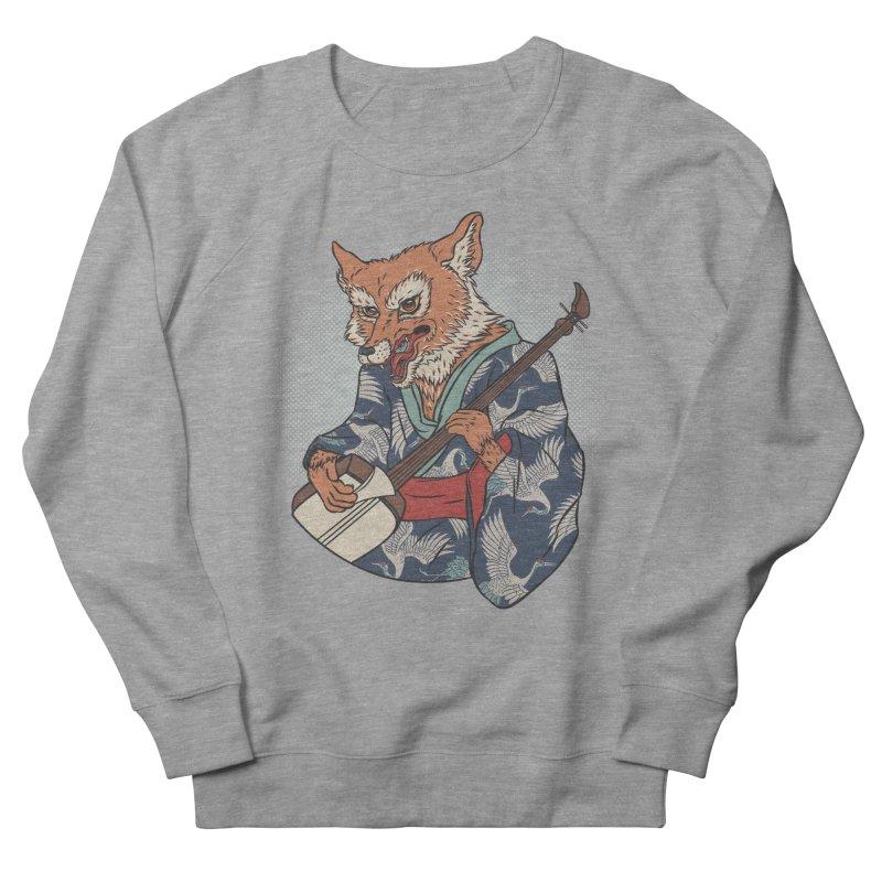 Kicune Women's Sweatshirt by arisuber's Artist Shop