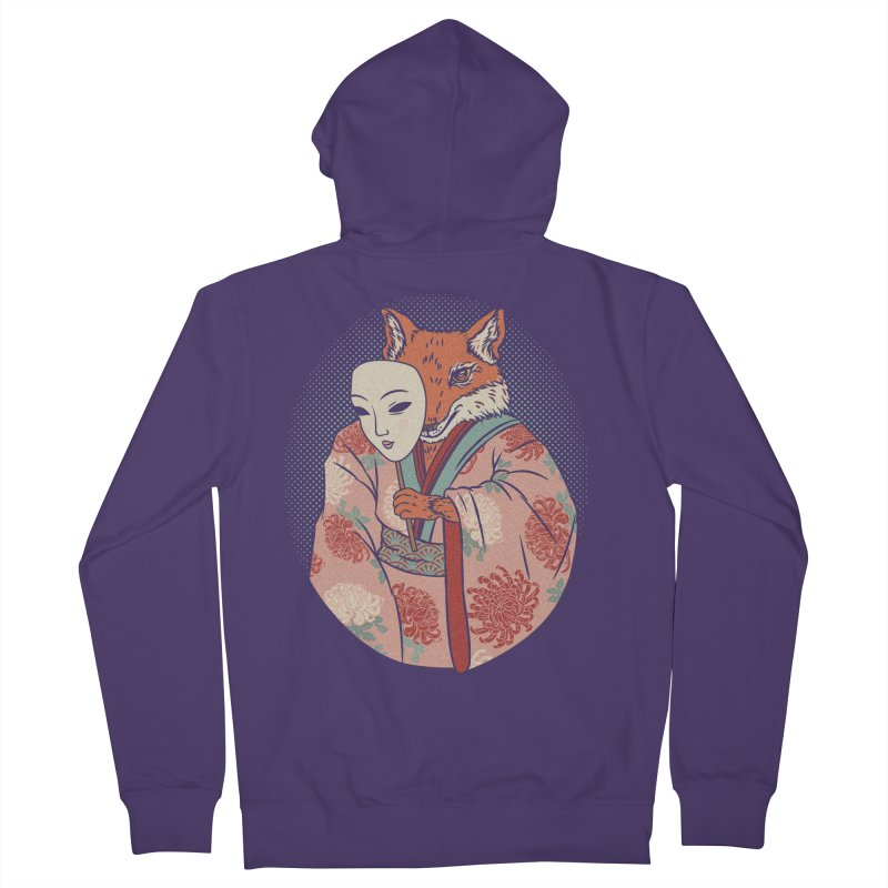 Succubus Women's French Terry Zip-Up Hoody by arisuber's Artist Shop
