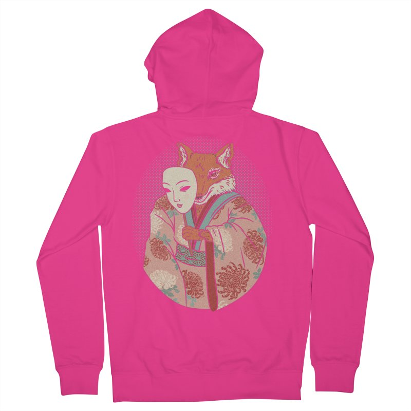 Succubus Men's French Terry Zip-Up Hoody by arisuber's Artist Shop