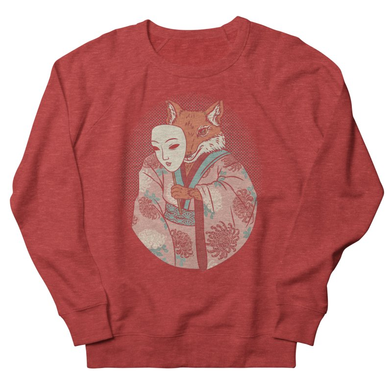 Succubus Men's French Terry Sweatshirt by arisuber's Artist Shop
