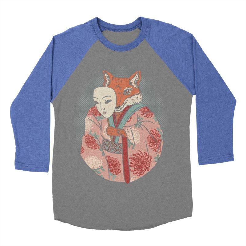 Succubus Men's Baseball Triblend T-Shirt by arisuber's Artist Shop