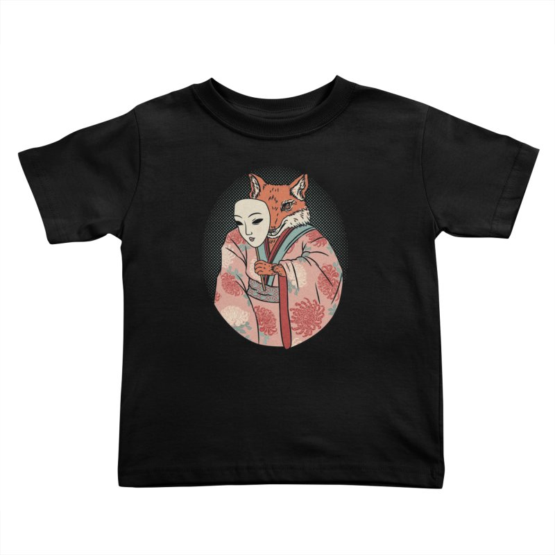 Succubus Kids Toddler T-Shirt by arisuber's Artist Shop