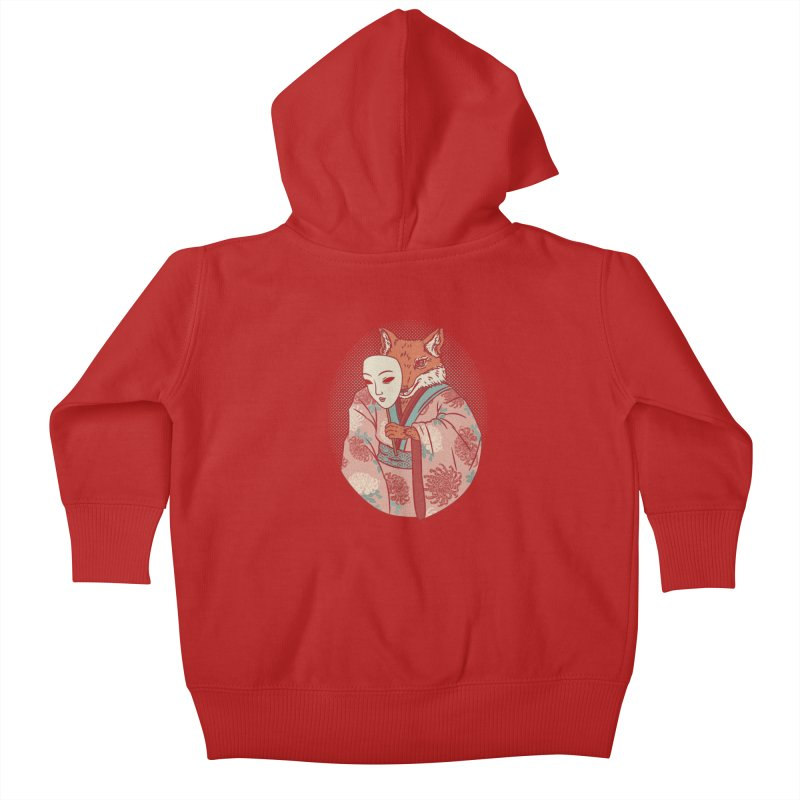 Succubus Kids Baby Zip-Up Hoody by arisuber's Artist Shop