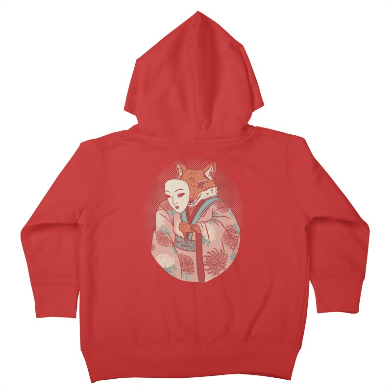 Succubus Kids Toddler Zip-Up Hoody by arisuber's Artist Shop