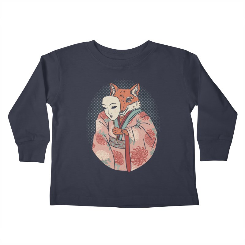Succubus Kids Toddler Longsleeve T-Shirt by arisuber's Artist Shop