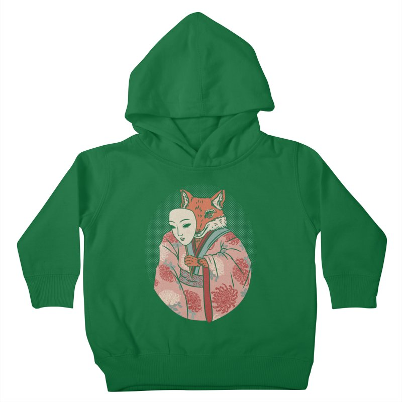 Succubus Kids Toddler Pullover Hoody by arisuber's Artist Shop