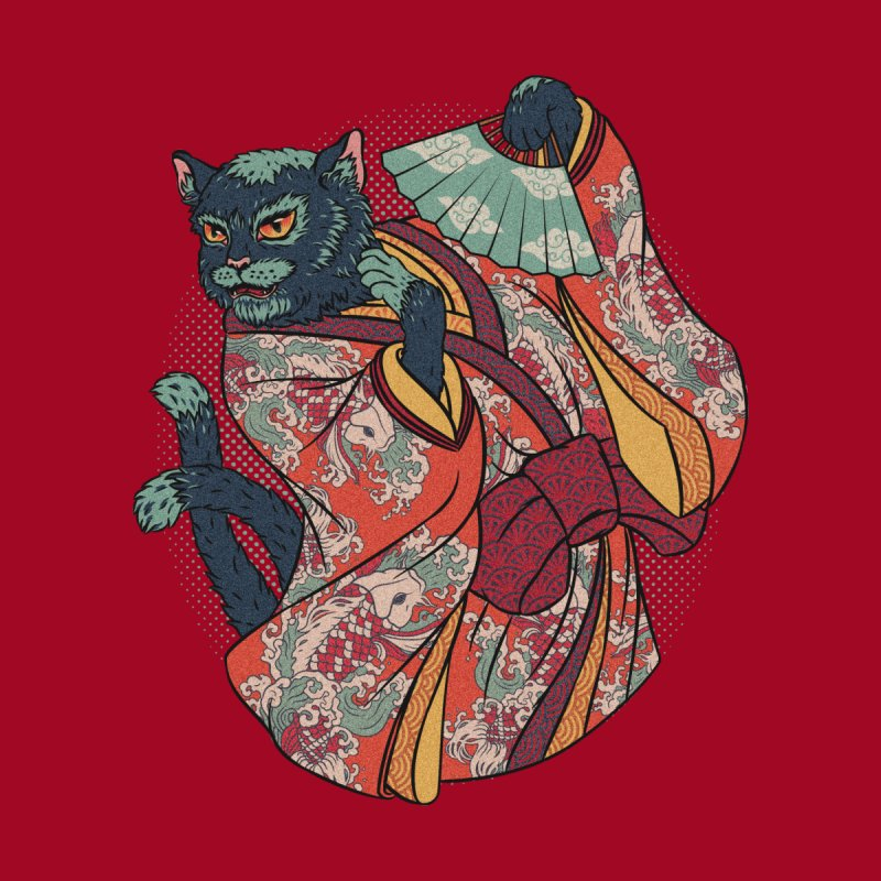 Bakeneko None  by arisuber's Artist Shop