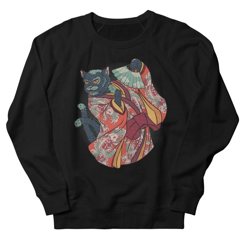 Bakeneko Women's Sweatshirt by arisuber's Artist Shop