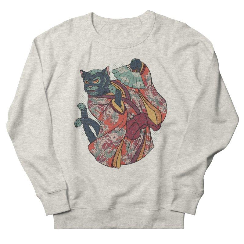 Bakeneko Men's Sweatshirt by arisuber's Artist Shop