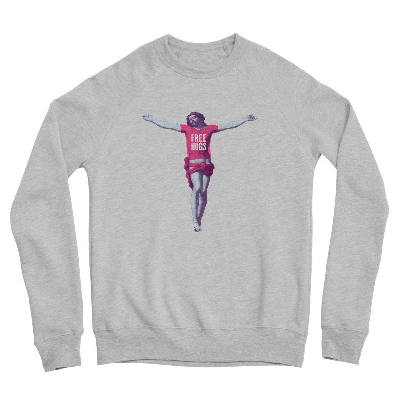Free hugs Men's Sweatshirt by Arkady's print shop