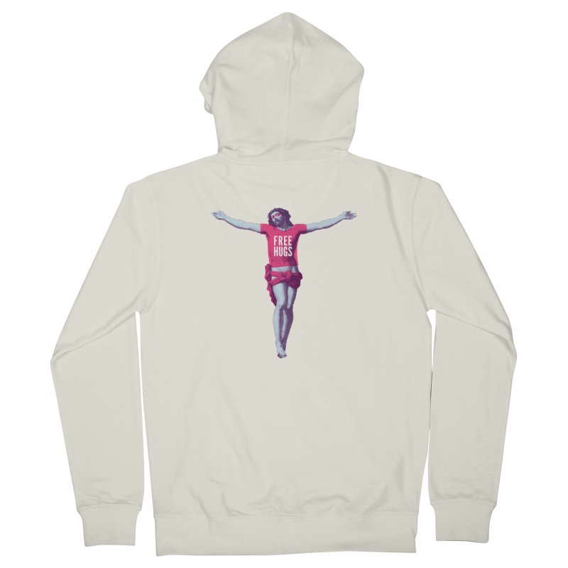 Free hugs Women's Zip-Up Hoody by Arkady's print shop