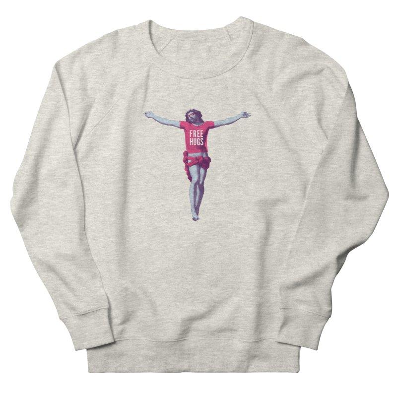 Free hugs Women's French Terry Sweatshirt by Arkady's print shop