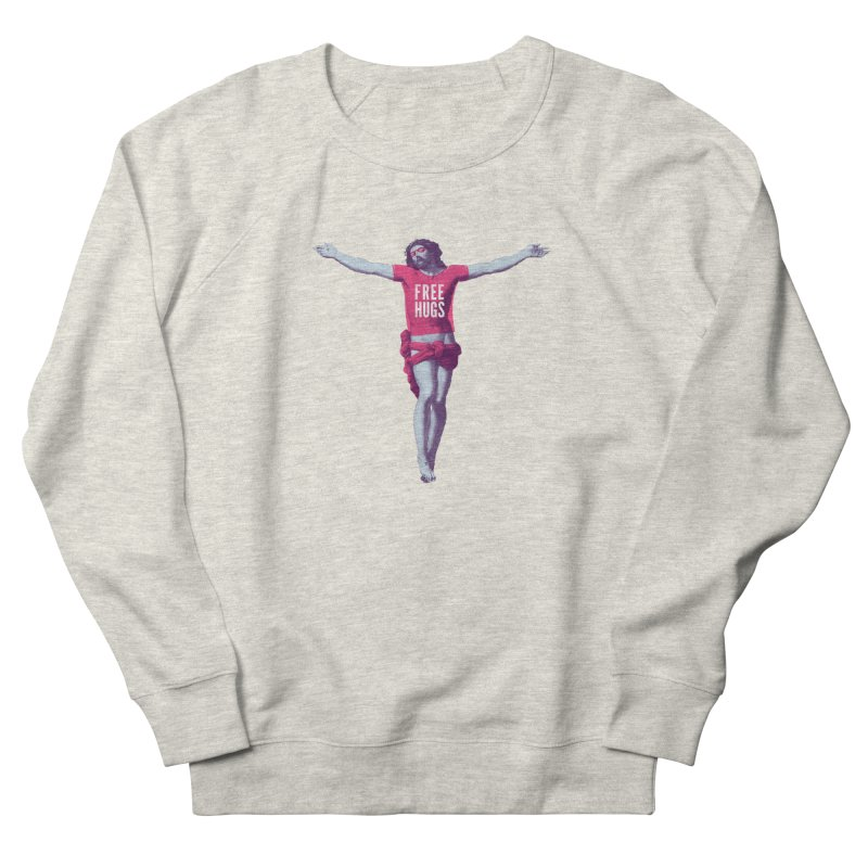 Free hugs Men's Sweatshirt by Arkady's print shop