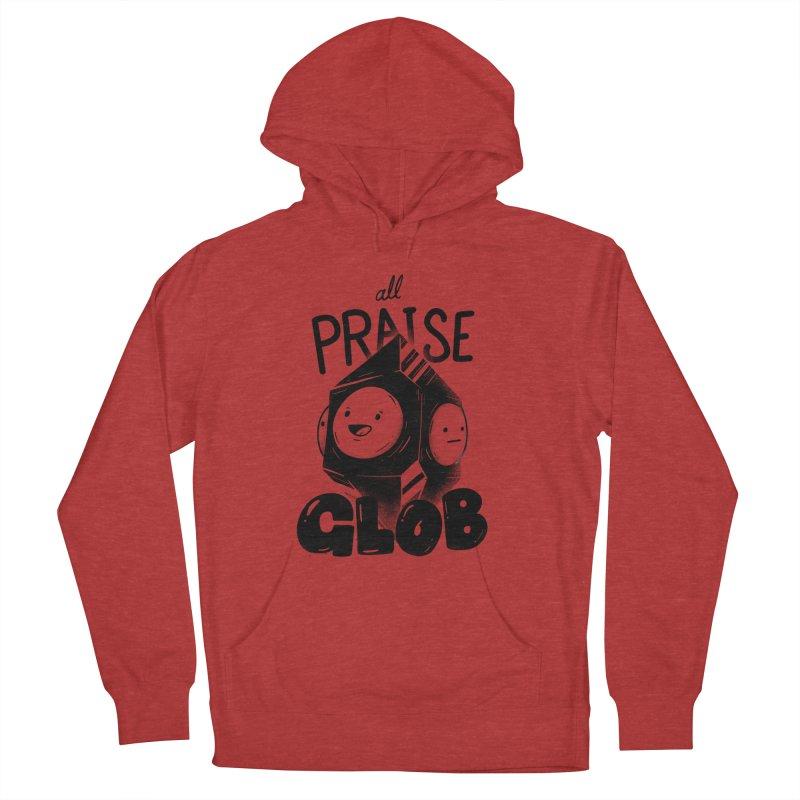 Praise Glob Men's Pullover Hoody by Arkady's print shop