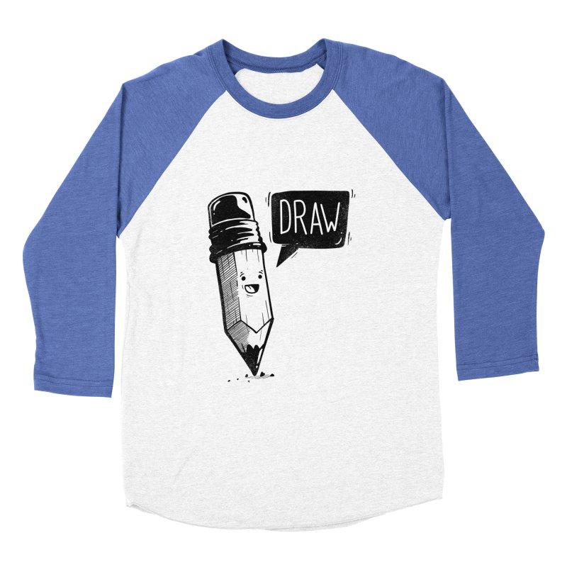 Draw Men's Longsleeve T-Shirt by Arkady's print shop