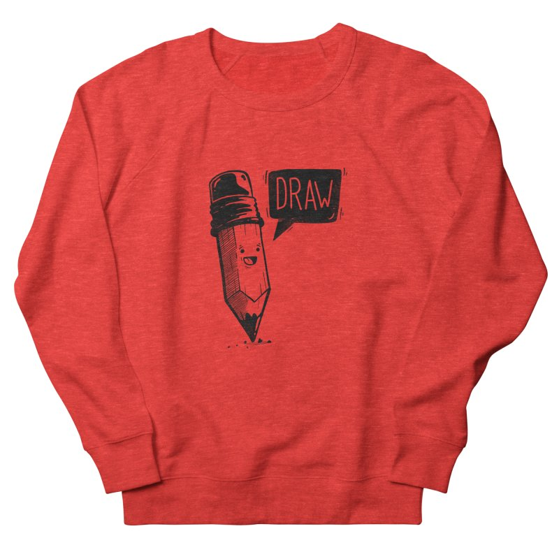Draw Women's Sweatshirt by Arkady's print shop