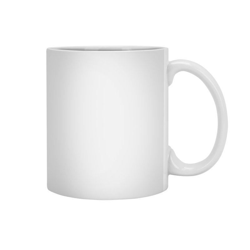 Draw Accessories Mug by Arkady's print shop