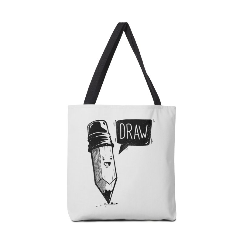 Draw Accessories Tote Bag Bag by Arkady's print shop