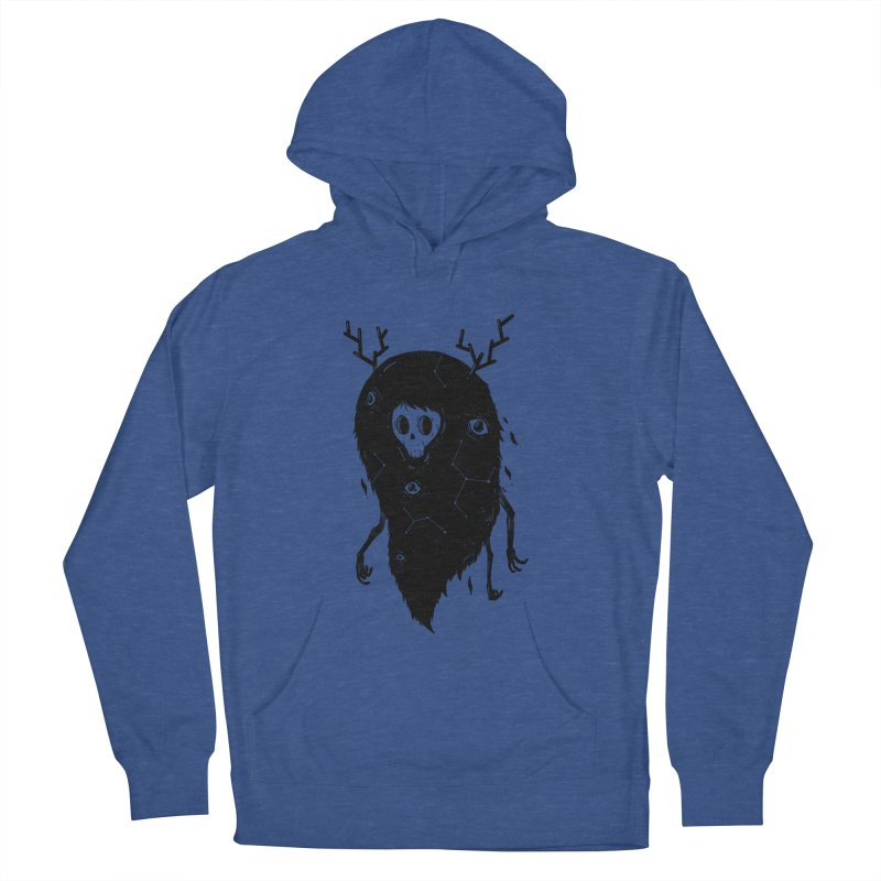 Spooky #1 Women's Pullover Hoody by Arkady's print shop