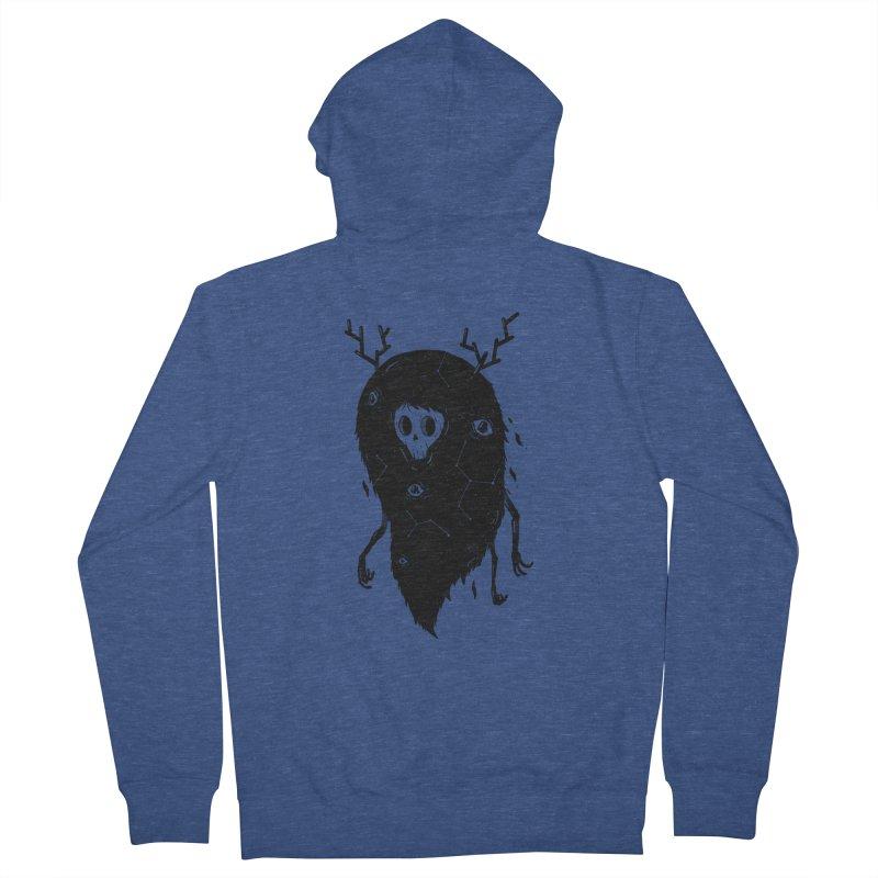 Spooky #1 Women's Zip-Up Hoody by Arkady's print shop
