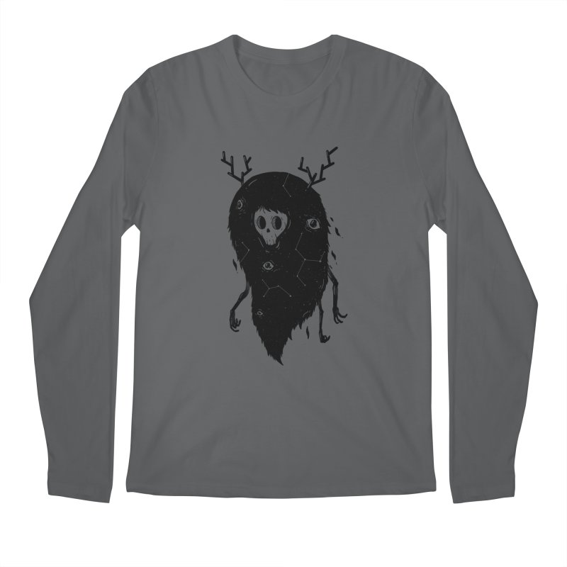 Spooky #1 Men's Longsleeve T-Shirt by Arkady's print shop